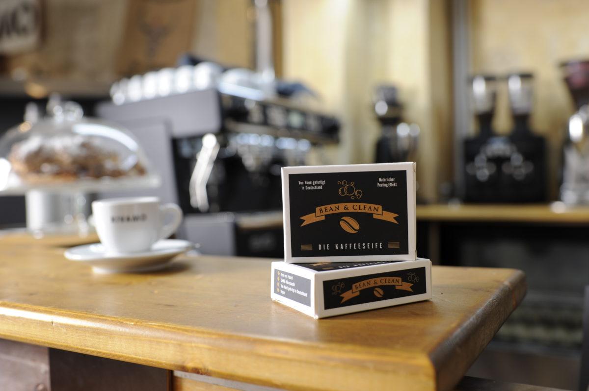 Die Kaffeeseife